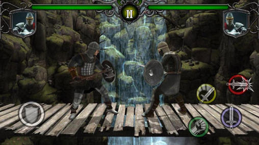 Knights fight: Medieval arena для Android