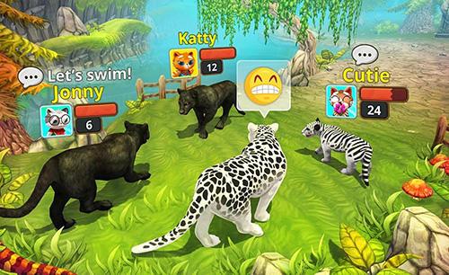 Simulation Puma family sim online für das Smartphone