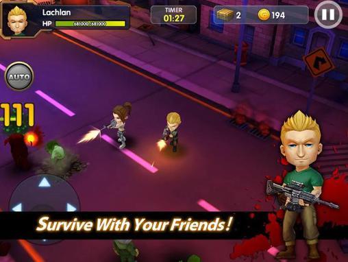 Zombiespiele Zombie bane auf Deutsch
