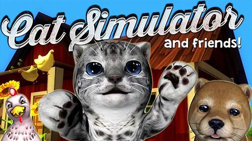 Cat simulator and friends! Screenshot
