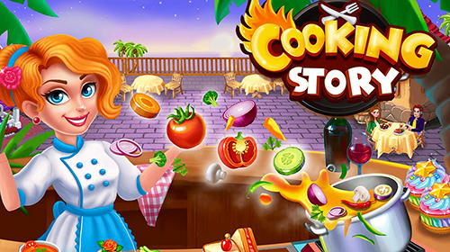 Cooking story crazy kitchen chef restaurant games Screenshot