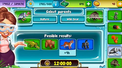 Arcade Zoocraft für das Smartphone