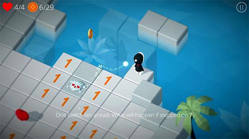 Logikspiele Maze frontier: Minesweeper puzzle für das Smartphone