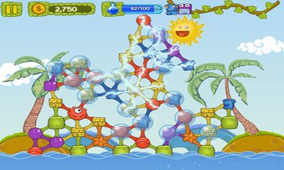Puzzle Sticky Linky in English