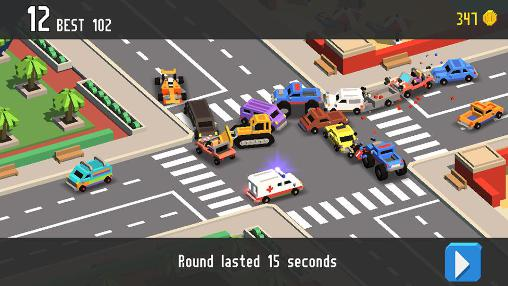 Traffic rush 2 Screenshot