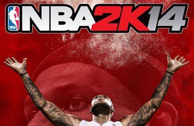 标志NBA 2K14