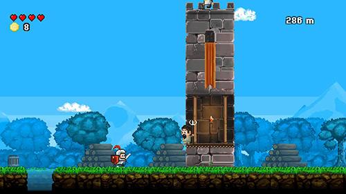 Sir Dash a loot captura de pantalla 1