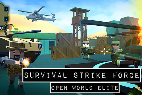 Capturas de tela de Survival strike force open world elite