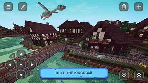 Sandbox-Spiele Medieval craft exploration 3D auf Deutsch