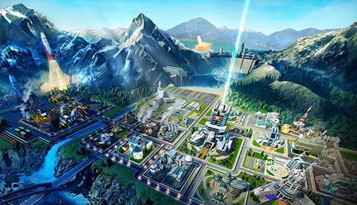 War planet online: Global conquest Screenshot