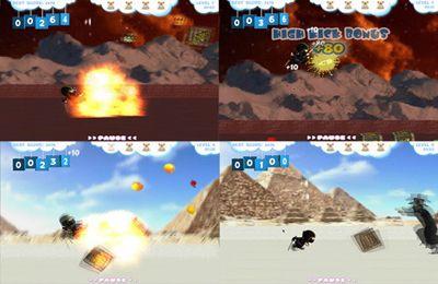 Arcade-Spiele: Lade Baby Ninja auf dein Handy herunter