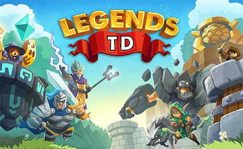 Legends TD: None shall pass! Screenshot