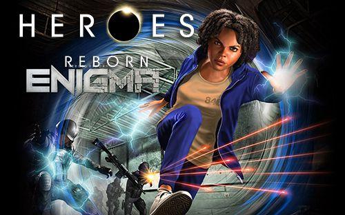 logo Heroes Reborn> Enigma