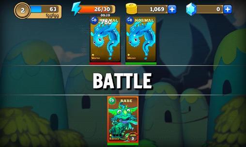 Dragon warlord скриншот 1