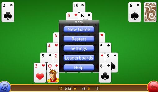 Classic pyramid solitaire para Android