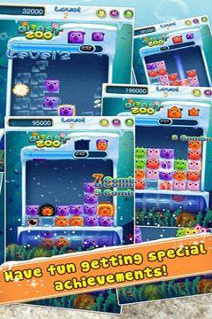 Juegos de arcade: descarga Zoo explosión a tu teléfono