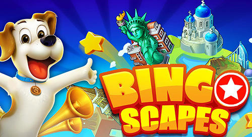 Bingo scapes: Bingo Christmas截图
