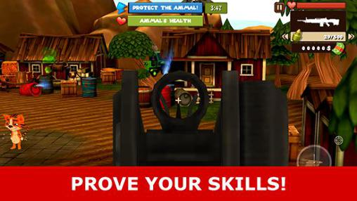 Dwarfs: Unkilled shooter! screenshot 3