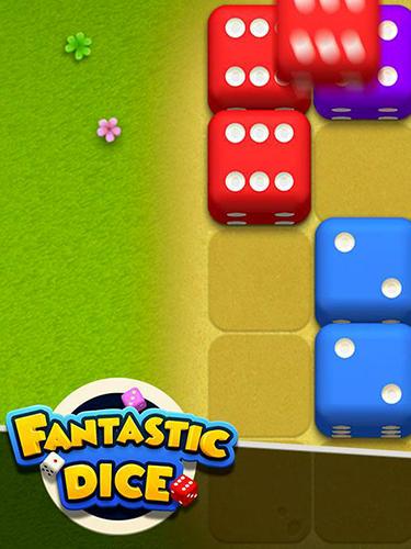 Fantastic dice: Merge puzzle скриншот 1