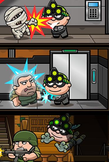 Bob the robber 3 auf Deutsch
