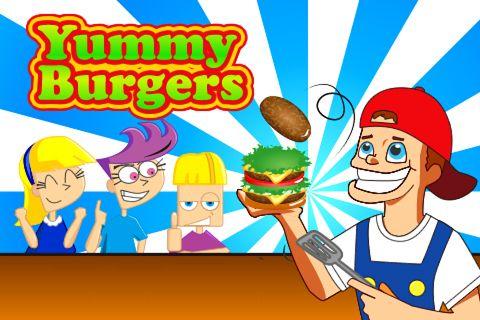 logo Yummy burgers
