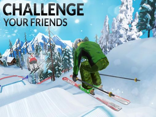 FRS Ski cross para Android