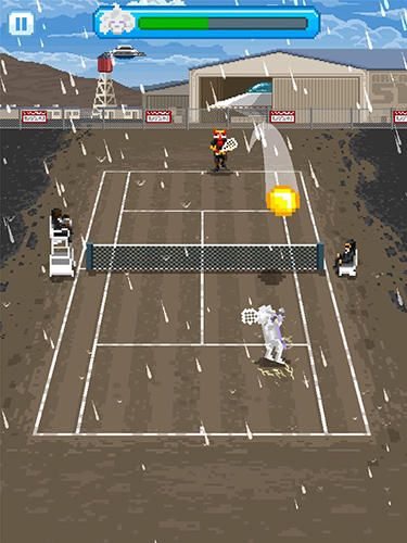 Super one tap tennis for Android
