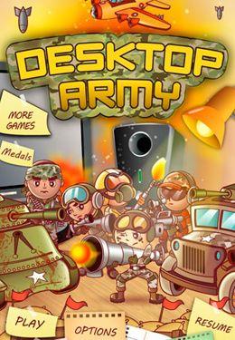 логотип Войска на рабочем столе