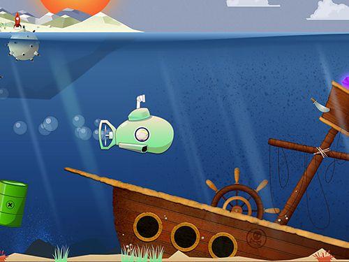 Sous-marins minuscules
