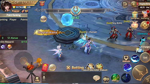 Celestial fate für Android