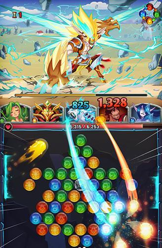 Anime Lightslinger heroes auf Deutsch