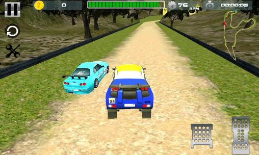 Fast rally racer: Drift 3D auf Deutsch