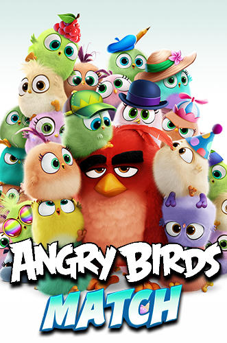Angry birds match captura de pantalla 1