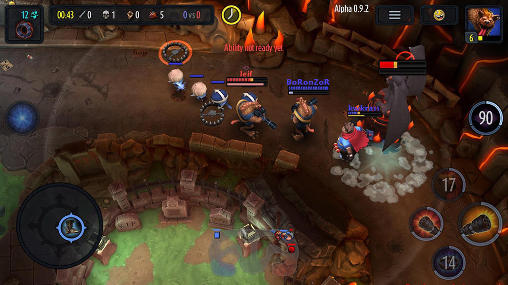Heroes of soulcraft pour Android