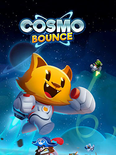 Cosmo bounce: The craziest space rush ever! Screenshot