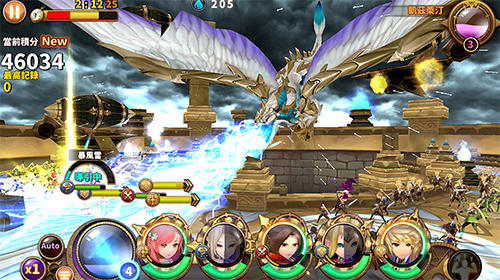 Diosa force 2: Salvation para Android