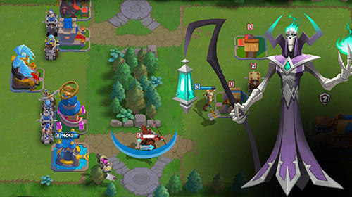 Rise of mages für Android