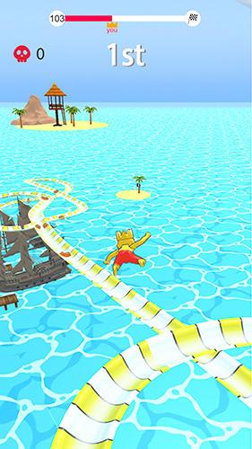 Aquapark.io pour Android