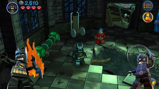 Action LEGO Batman: DC super heroes for smartphone