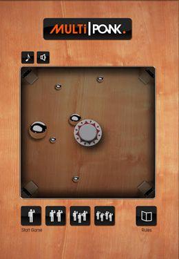 Аркады игры: скачать Multiponk на телефон