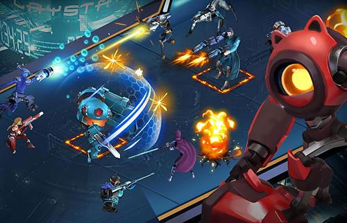 Battle space: Strategic war für Android