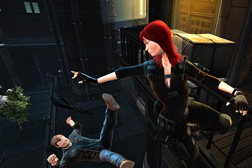 Secret agent Maria screenshot 1