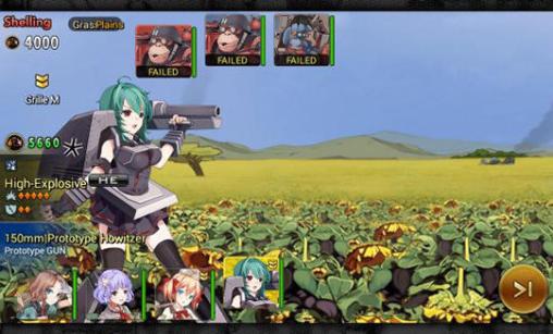RPG Panzer waltz für das Smartphone