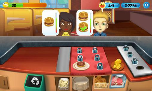My burger shop 2: Food store für Android