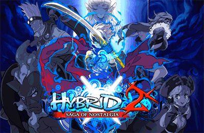 logo HYBRID 2: Saga of Nostalgia