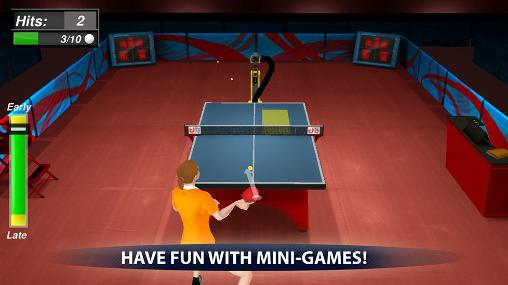Table tennis champion для Android