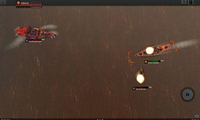 Leviathan Warships Screenshot