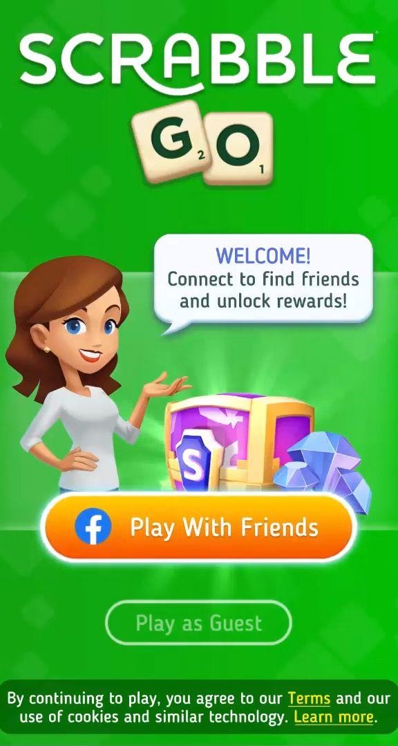 Scrabble® GO - New Word Game screenshot 1