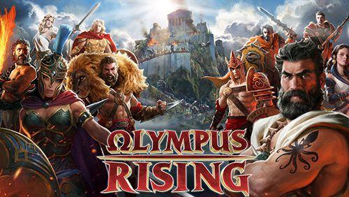 логотип Возрождение Олимпа