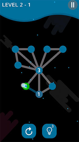 1Line puzzle: Mania brain trainer for Android